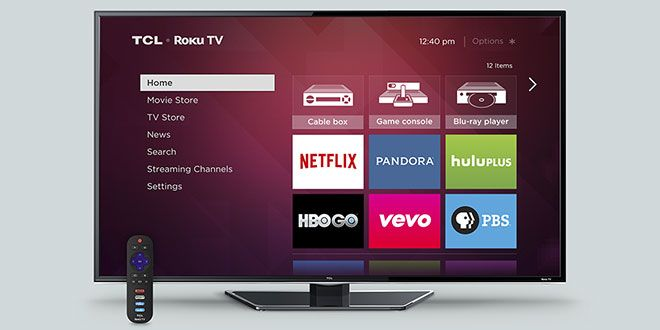 Ultra-Cheap TVs, Now With Roku Streamers Built Right In