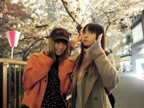 Rina Suzuki 鈴木 理奈 Mami Sasazaki  笹崎 まみ 日本女の子バンドのスキャンダル SCANDAL girl band…