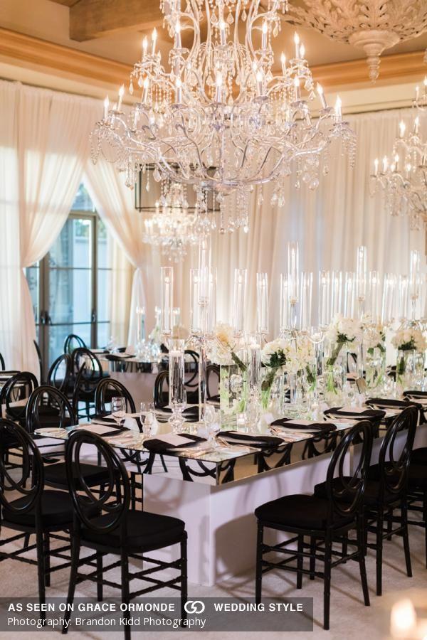 An elegant oceanfront wedding at Pelican Hill