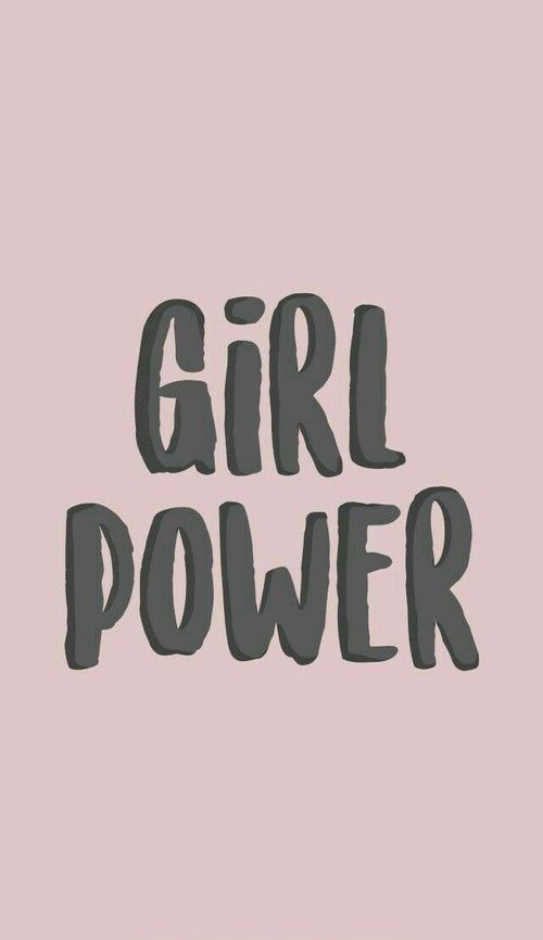 GIRL POWER <3