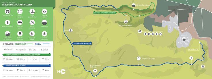 Farellones de Santa Elena | Asociación Parque Cordillera