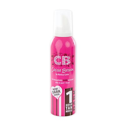 Cocoa Brown by Marissa Carter 1 Hour Tan Mousse - Dark 150ml
