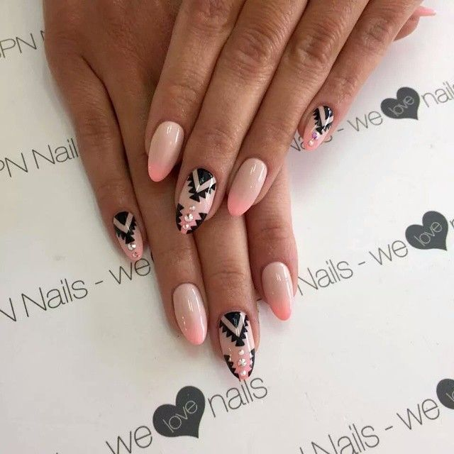SPN UV LaQ 510 Skin color, 614 Miss wanted Nails by Alesia, Lejdis NailSpa, SPN Team Zielona Góra. #spnnails #uvlaq #uvgel #instanails #instamani #paznokcie #paznokciehybrydowe #paznokciezelowe #manicure #mani #nails2inspire #nailswag #nailsmakeus #nailsoftheday #nailaddict #nailjunkie #nailstagram #nailsmaster #nails4yummies #nailfashion #nailporn #naildesign #nailart #nails
