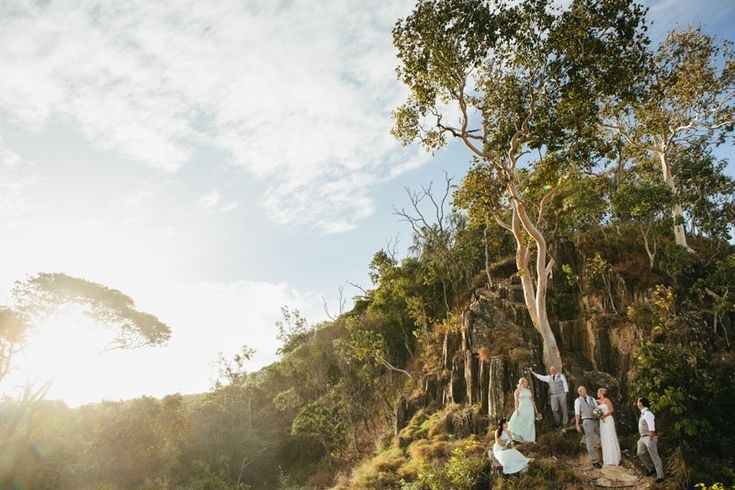 Palm cove is a breathtaking venue for a wedding and provides a perfect backdrop for photographs. See more at http://www.fnqapartments.com/weddings-palm-cove/ #palmcoveweddings