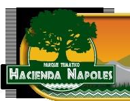 La Hacienda Napoles de hoy: Cosas Varias, Today, Hacienda Napoles