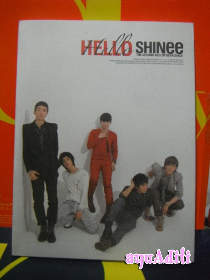 [album] SHINee - Helllo