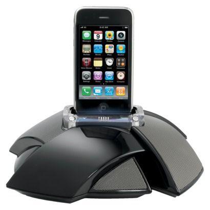 Jbl On Stage Iv Portable Speaker Dock Jblos4blkam For