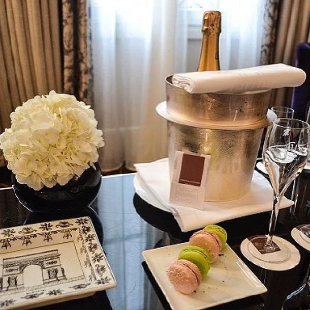 Luxury Collection hôtels Paris : Prince de Galles, a Luxury Collection Hotel, Paris - Welcome gifts