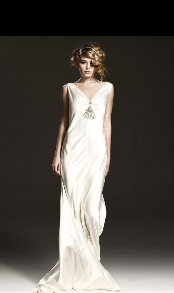 Dress Front: Design Based, Johanna Johnson, Deco Design, Australia, 03 Jjz0026, Bridal Design, Luxury Fabrics, Art Deco, Johnson Eboutiqu
