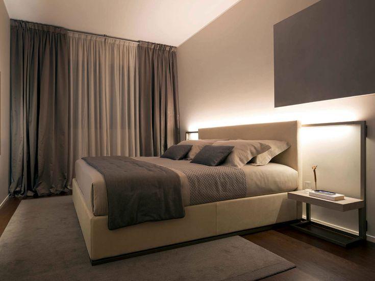 Headboard for double bed CONTINUUM | Headboard - Natevo