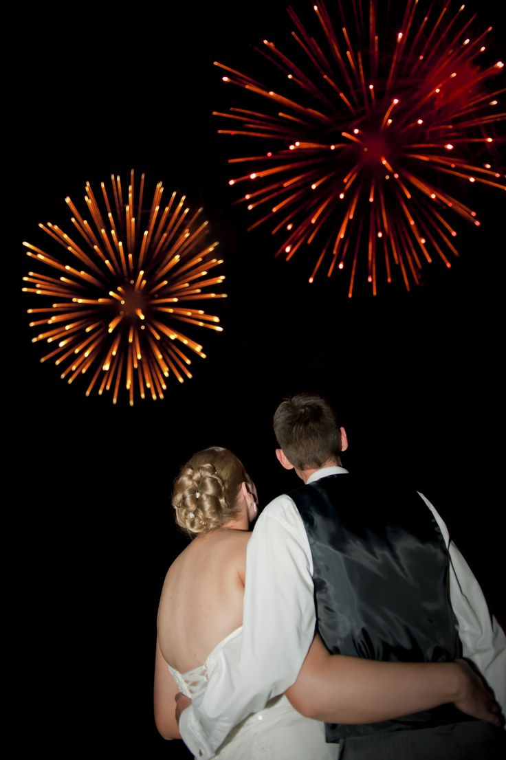 Firework Wedding Photography by Laura Ridley Photography - Palmerston North, New Zealand