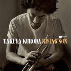 "Takuya KURODA : ""Rising Son"" ( Blue Note / Universal ) personnel: Takuya Kuroda : trompette, effets / Kris Bowers : piano, claviers / Solomon Dorsey : contrebasse, basse / Nate Smith : batterie / Corey King : trombone + musiciens invités. http://www.qobuz.com/album/rising-son-takuya-kuroda/0060253762301"