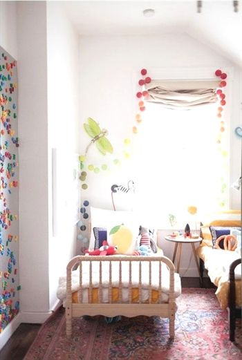 the kids room in our 500 square foot apartment oh happy day rh pinterest com