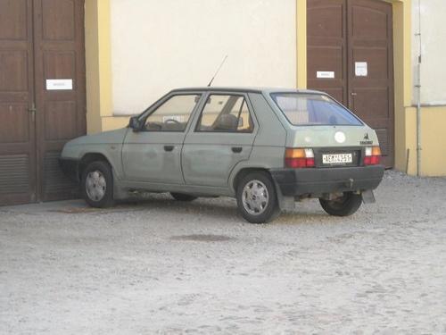 Škoda Favorit/Forman