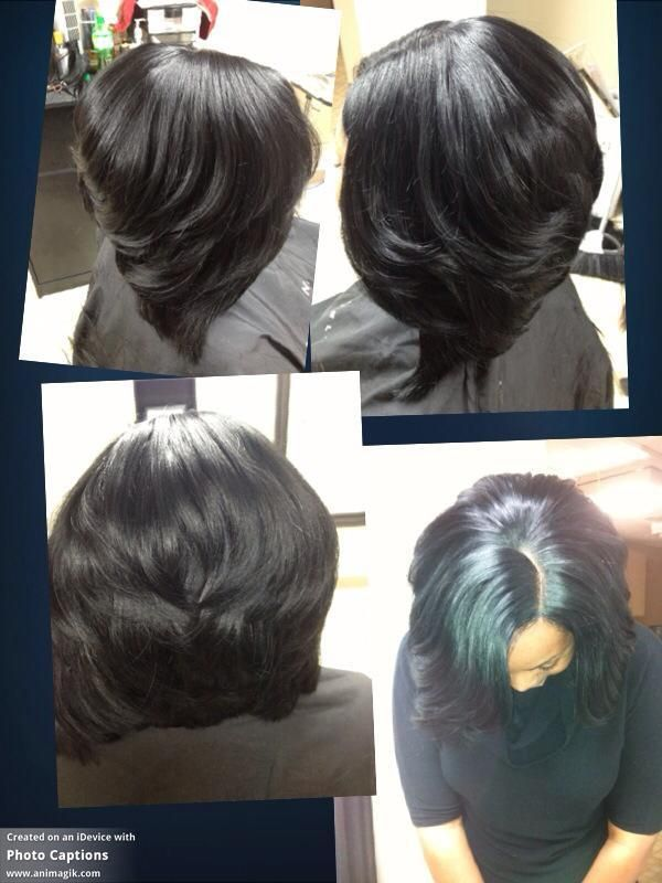 Admirable 1000 Images About Weave Sew Ins Hairstyles On Pinterest Sew Ins Hairstyles For Women Draintrainus