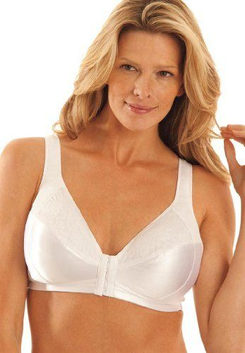 Leading Lady Plus Size Exclusive! Ultimate Comfort Back-Smoothing Bra By Leading Lady Leading Lady. $32.99