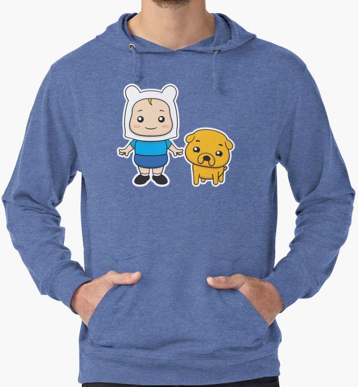 Adventure kids Finn and Jake by enriquev242 #finn #jake #finnthehuman #jakethedog #dog #pet #kid #boy #cute #cartoon #vector #adventuretime #puppy #vectorart #prints #redbubble #hoodies