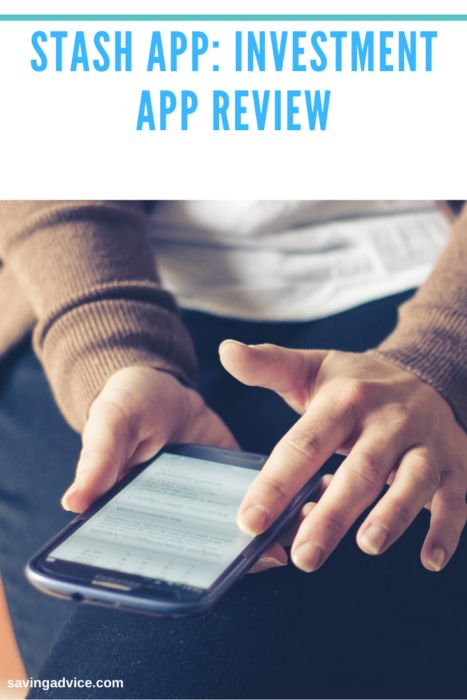 Stash App Investment App Review International phone