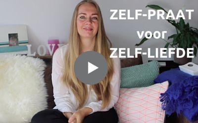 VIDEO Zelf-praat voor Zelf-Liefde - Hoe praat je tegen jezelf en welk effect heeft dat op je zelf-liefde en geluk?    #zelfliefde #zelfpraat #liefde #geluk