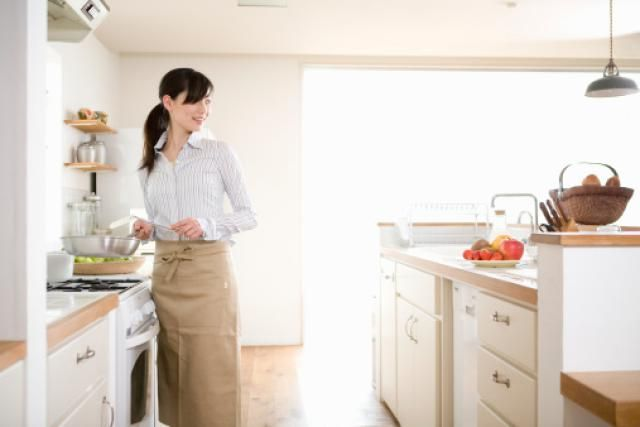 Create Good Feng Shui in Your Bathroom: Feng Shui Cures for A Bathroom Door Facing the Kitchen