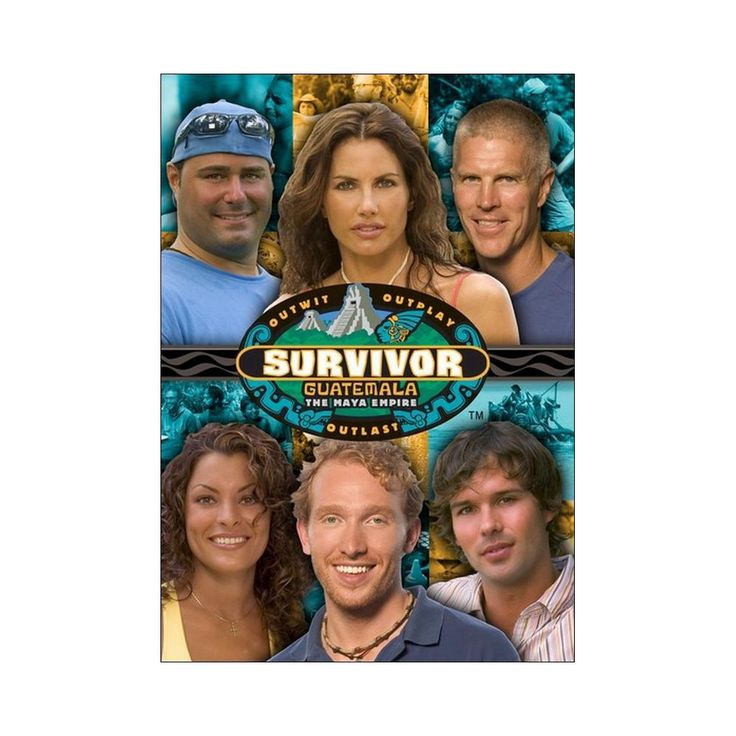 Survivor:Guatemala (Dvd), Movies