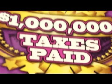 Explanation on how much taxes you pay when you win the lotto. - http://LIFEWAYSVILLAGE.COM/lottery-lotto/explanation-on-how-much-taxes-you-pay-when-you-win-the-lotto/
