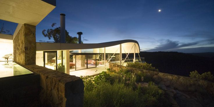 Seidler House - Southern Highlands, Australia
