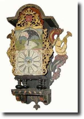 1000 Images About Dutch Clocks On Pinterest Painted