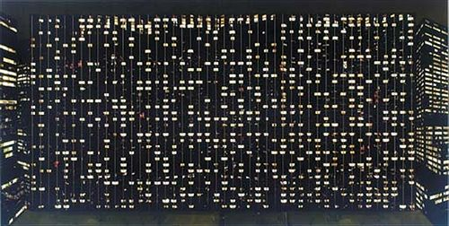 Andreas Gursky - 2001 Avenue of the Americas