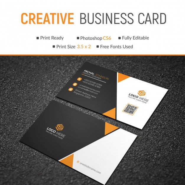 Elegant Business Card With Images Printing Business Cards