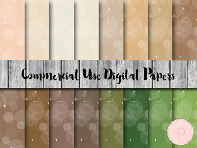 DP115 Bubbles Digital PApers