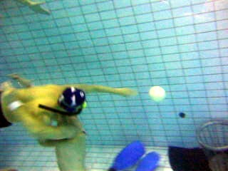 Underwater Rugby by matisok, via Flickr