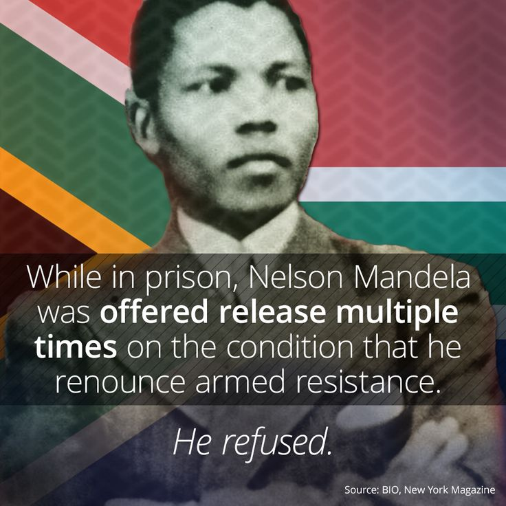 Nelson Mandela, A Champion Against Apartheid