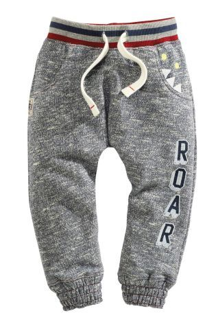 Buy Grey Tokyo Roar Joggers (3mths-6yrs) from the Next UK online shop