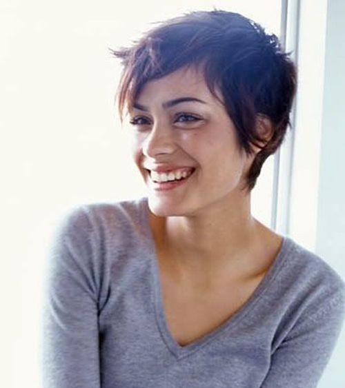 15.Pixie Haircut for Stylish Women