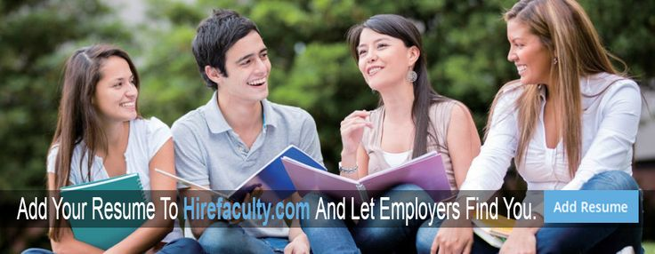 #HireFaculty is a free services designed for teachers. We help #educators to find new and exciting #teaching jobs, #professor jobs, #administrative jobs and other related service positions. The website is easy to use and helps you efficiently find teaching jobs by position area, experience and location.