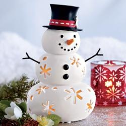 PIN IT TO WIN IT! One lucky Pinterest user will win a this adorable snowman! All you have to do is (1) Re-pin this pin (keep this text intact) and (2) comment on my original pin letting me know that you re-pinned! (where to comment: http://pinterest.com/pin/212865519858919355/ ) That's it! Random drawing is 11/25/12. I'll comment on YOUR re-pin if you're the winner!! GOOD LUCK! www.PartyLite.biz/NikkiHendrix