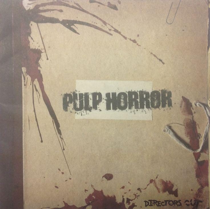 Pulp Horror Lookbook