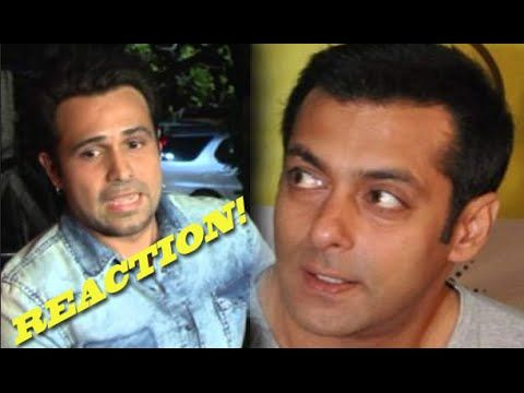 Salman Khan BANNED By Photographers - Emraan Hashmi Reacts