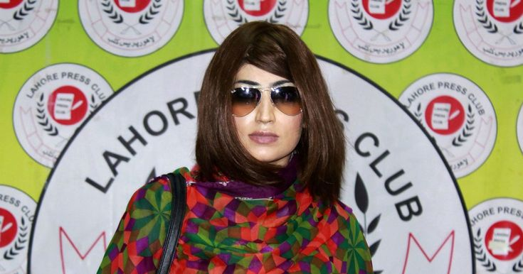 Qandeel Baloch was strangled to death in her home on Friday night, say police