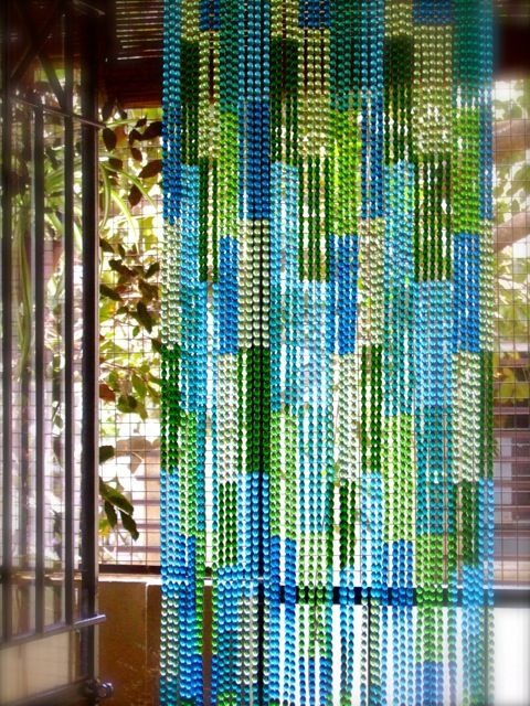 1000 ideas about bead curtains on pinterest beaded door curtains bamboo beaded curtains and. Black Bedroom Furniture Sets. Home Design Ideas