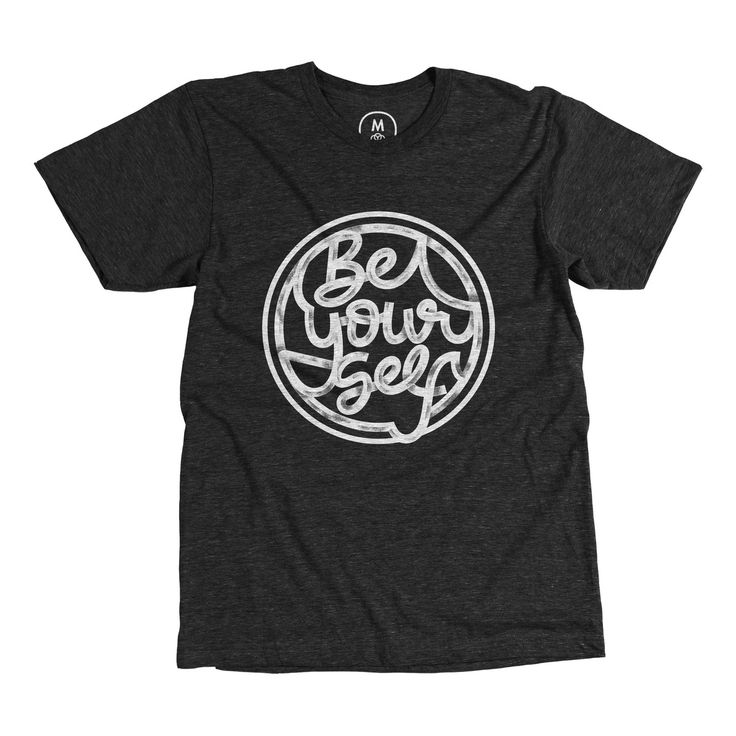 """Be Your Self"" designed by Ma'ruf Sungko Wahyu. Everyone has heard that you have to love yourself before someone else can love you."