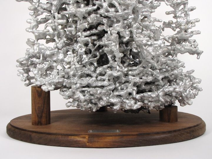 Molten Aluminum Casting