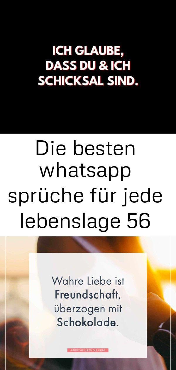 Ich Glaube Dass Du Ich Schicksal Sind Whatsapp Spruche Wahre