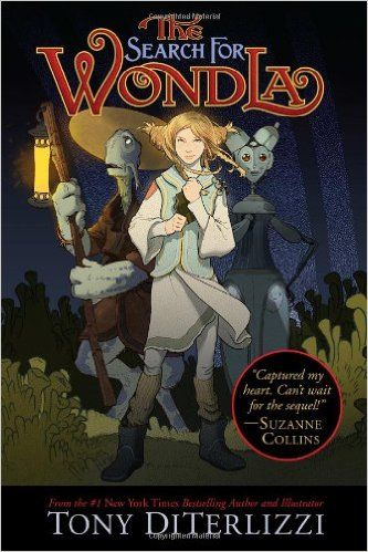The Search for WondLa: Tony DiTerlizzi: 9781416983118: Amazon.com: Books