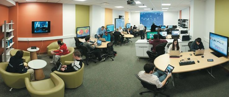 Collaborative Teaching Laboratory : Best learning space and innovative readings images on