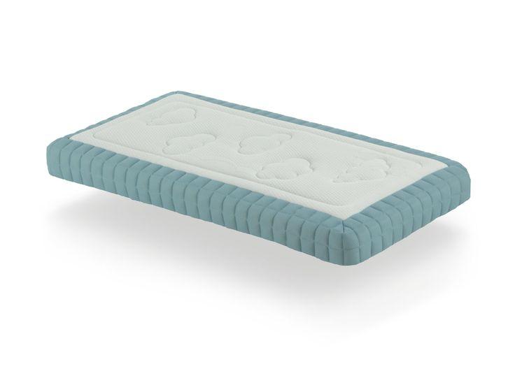 Colchón de cuna Nube para los padres más exigentes. Confeccionado con aceites esenciales, desenfundable y que proporciona una excelente ergonomía: www.maxcolchon.com