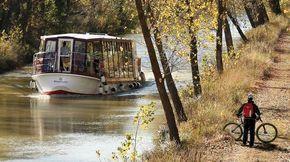 Quince excursiones tentadoras a dos horas de Madrid. Canal de Castilla