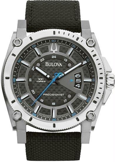 Bulova men's titanium precionist champlain