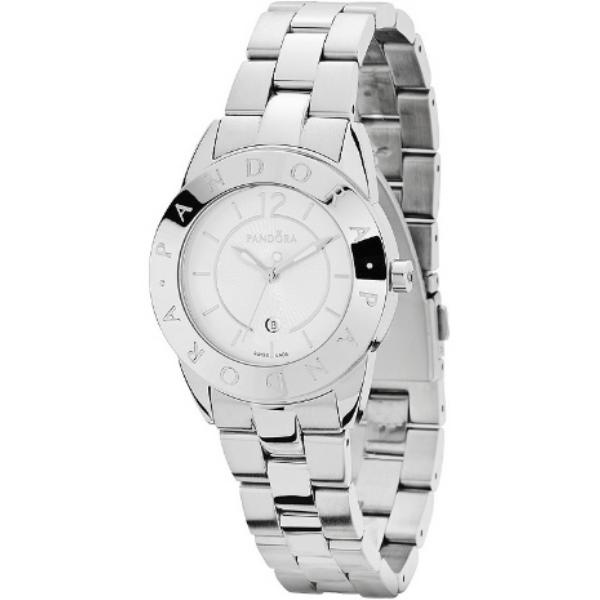 63babb098854 Reloj Pandora de acero inoxidable http   www.ville-lemuy.fr